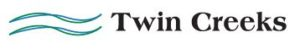 Twin Creeks official logo wide